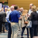 Networking at NAHC
